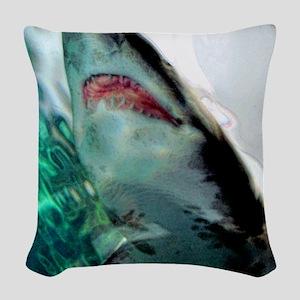 Ravening 272c Woven Throw Pillow