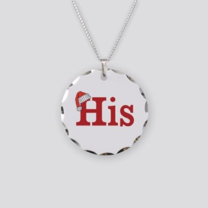 Christmas His - half of his and hers set Necklace