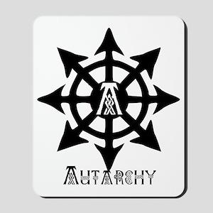 chaos autarchy celtic Mousepad