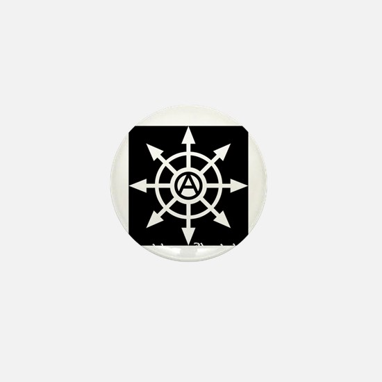 NA trad&revol chaos BLACKSHIRT Mini Button