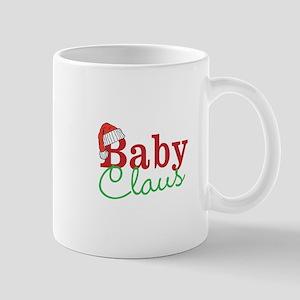 Christmas Baby Claus Mugs