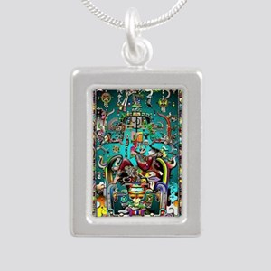 Lord Pacal the Rocket Man Necklaces