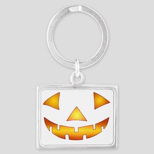 pumpkin_2 Landscape Keychain