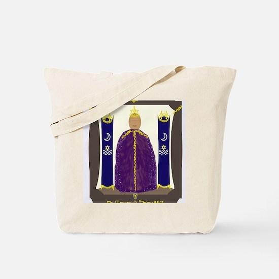 AsherahEnshrined Tote Bag