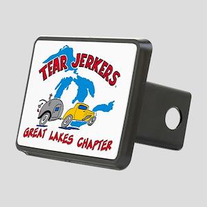 Great Lake TJ LARGE Logo - Rectangular Hitch Cover