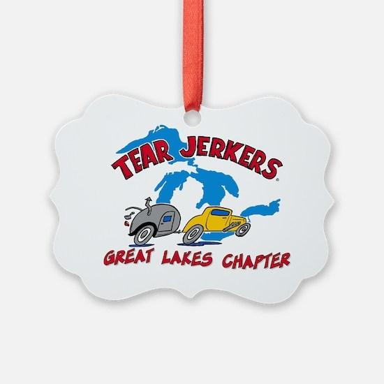 Great Lake TJ LARGE Logo - FINAL Ornament