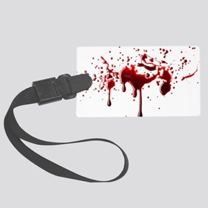 BLOODY Large Luggage Tag