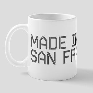 MADE IN SF Mug