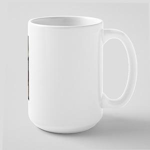 You just Gotta Love a Bichon  Large Mug