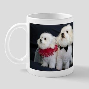 You just Gotta Love a Bichon  Mug