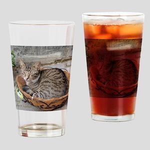 hanshin2 Drinking Glass
