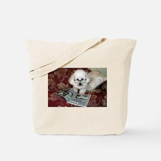 You just Gotta Love a Bichon  Tote Bag
