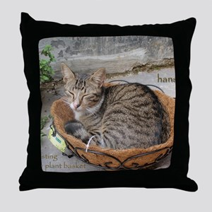 hanshin2 Throw Pillow
