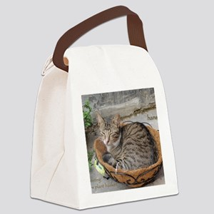 hanshin2 Canvas Lunch Bag