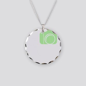 I_Shoot_EF_Green Necklace Circle Charm