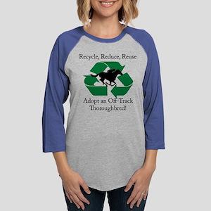 Adopt an OTTB Long Sleeve T-Shirt