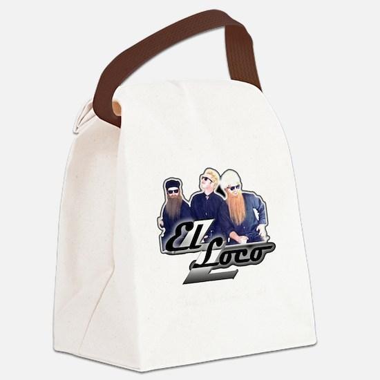 bk back tim Canvas Lunch Bag