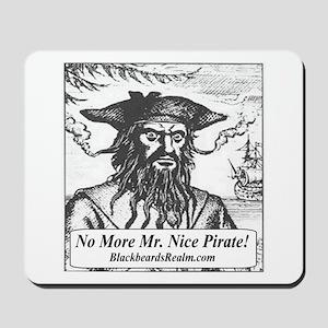 Blackbeard's Stuff Mousepad