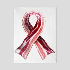 BaconRibbon Twin Duvet