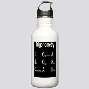 TOASOHCAH T Shirt 3 Stainless Water Bottle 1.0L