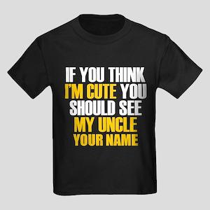 Custom My Cute Uncle T-Shirt