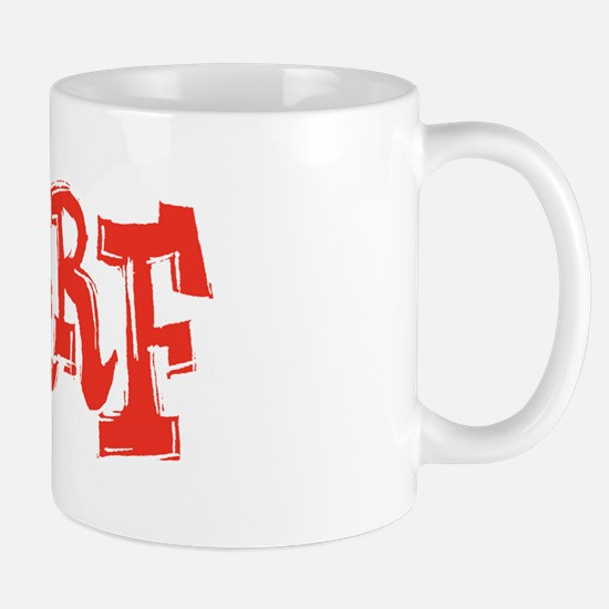 2-arrf_BW_black_shirt_12x12 Mug