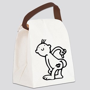 CancerCanBack Canvas Lunch Bag