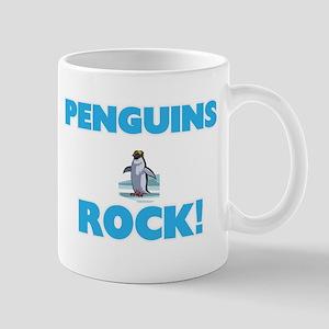 Penguins rock! Mugs