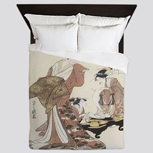Imperial Lady Queen Duvet
