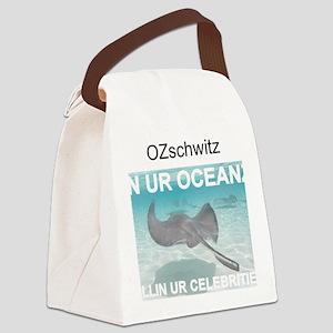 ozkillingcelebs Canvas Lunch Bag