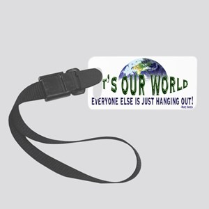 ITSOUR Small Luggage Tag