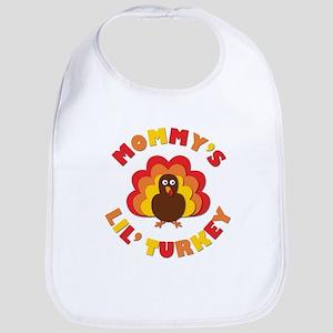 Mommys Lil Turkey Bib