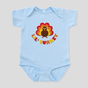 Lil' Turkey Infant Bodysuit