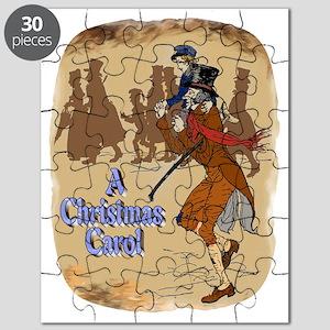 MAS Tiny Tim/Bob Crachit Puzzle