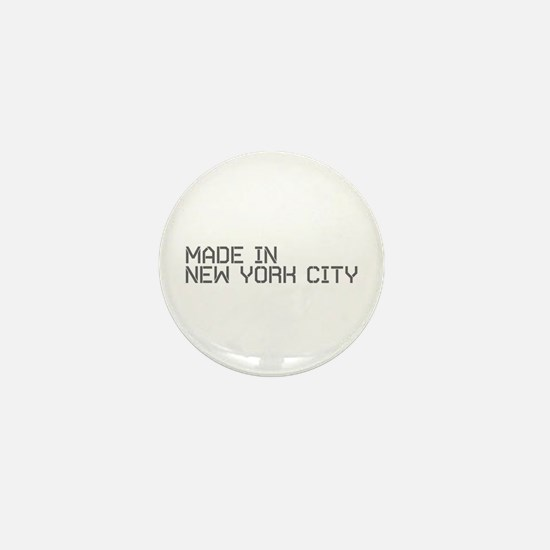 MADE IN NYC Mini Button