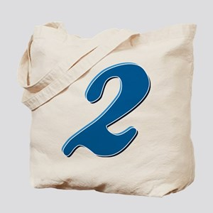 It's the number two! Tote Bag