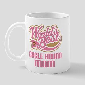 Bagle hound Dog Mom Mug