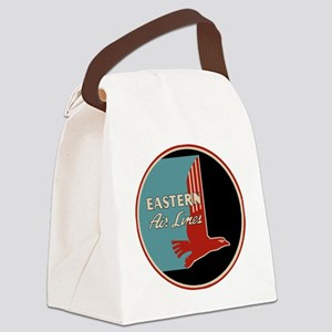 Eastern Airlines Canvas Lunch Bag
