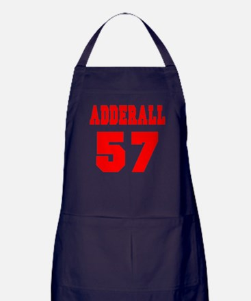 ADDERALL Apron (dark)