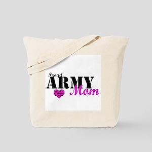Army Moms Tote Bag