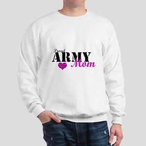 Army Moms Sweatshirt