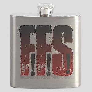 FFS shirts - obnoxious Flask