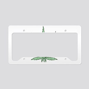 timsmokegreen License Plate Holder