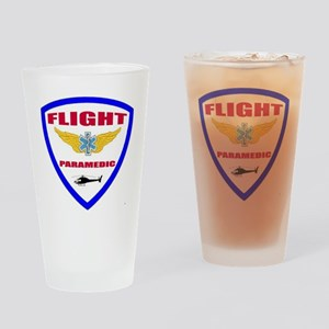 FLIGHTPARAMEDIC4 Drinking Glass