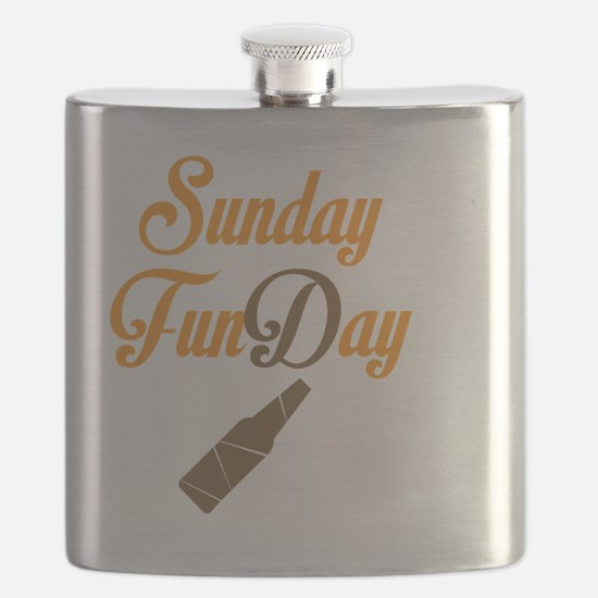 Unique Sunday Flask