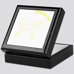notadog_mountaincurwh Keepsake Box