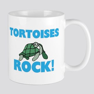 Tortoises rock! Mugs