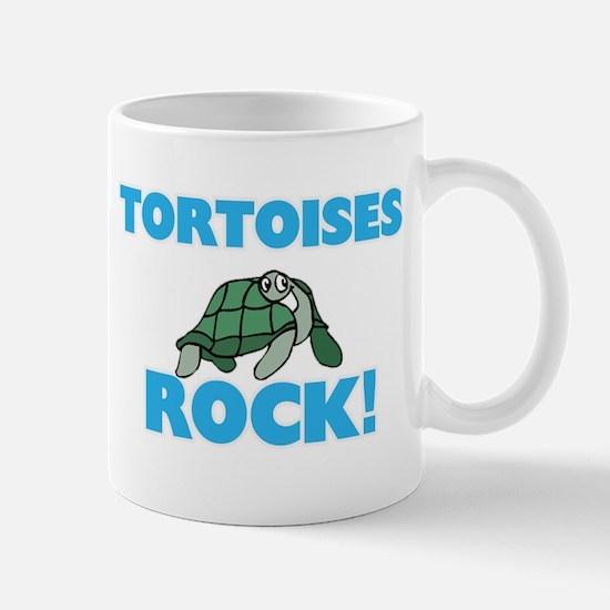 Tortoises rock! Mugs