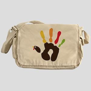 turkeyhand Messenger Bag