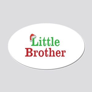 Christmas little Brother Wall Sticker